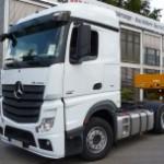 Mercedes_Benz 4x2 Actros Sattelzugmaschine