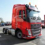 Volvo Sattelzugmaschine 6x2