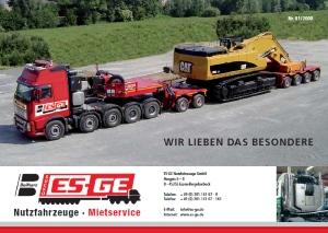 ES-GE Firmenbroschüre Ausgabe 01-2008
