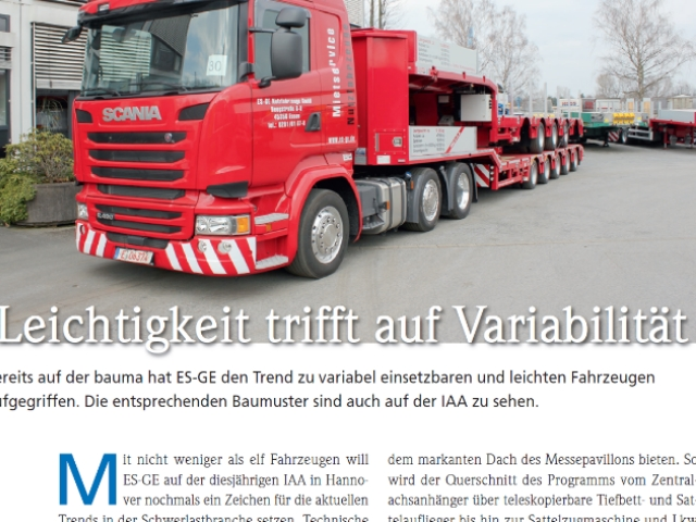NFM 09 2016 IAA Commercial Vehicles