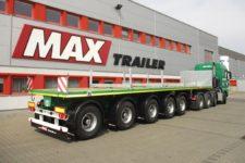 MAX TRAILER MAX400 Ballastauflieger 5 Achsen