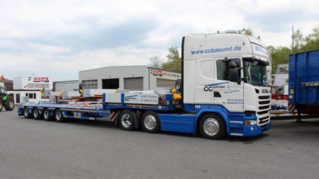 CC Bäuml-Faymonville-4-axle-semitrailer-Scania-truck-2