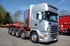 Scania 10x4 Sattelzugmaschine
