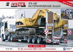 ES-GE Firmenbroschüre Ausgabe 04-2013