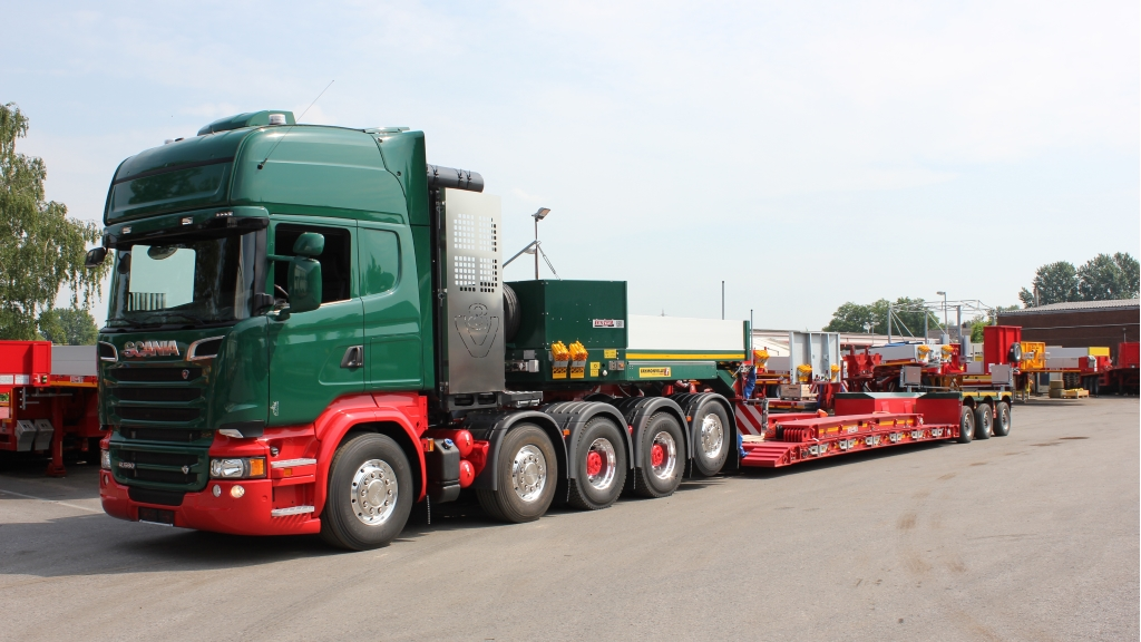 Scania S730 Images