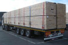 MAX TRAILER MAX200 Holz