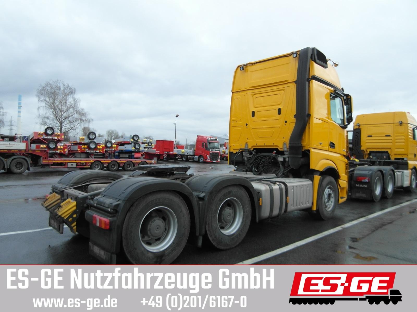 Mercedes-Benz 3-Achs-SZM 2653 LS 6X4 EURO 6