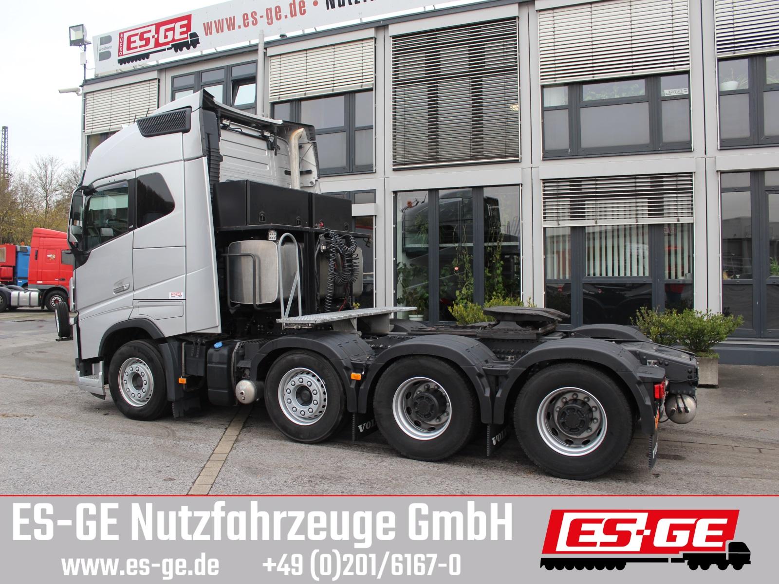 Volvo FH16 650 8x4 SZM Tridem CHH-STD