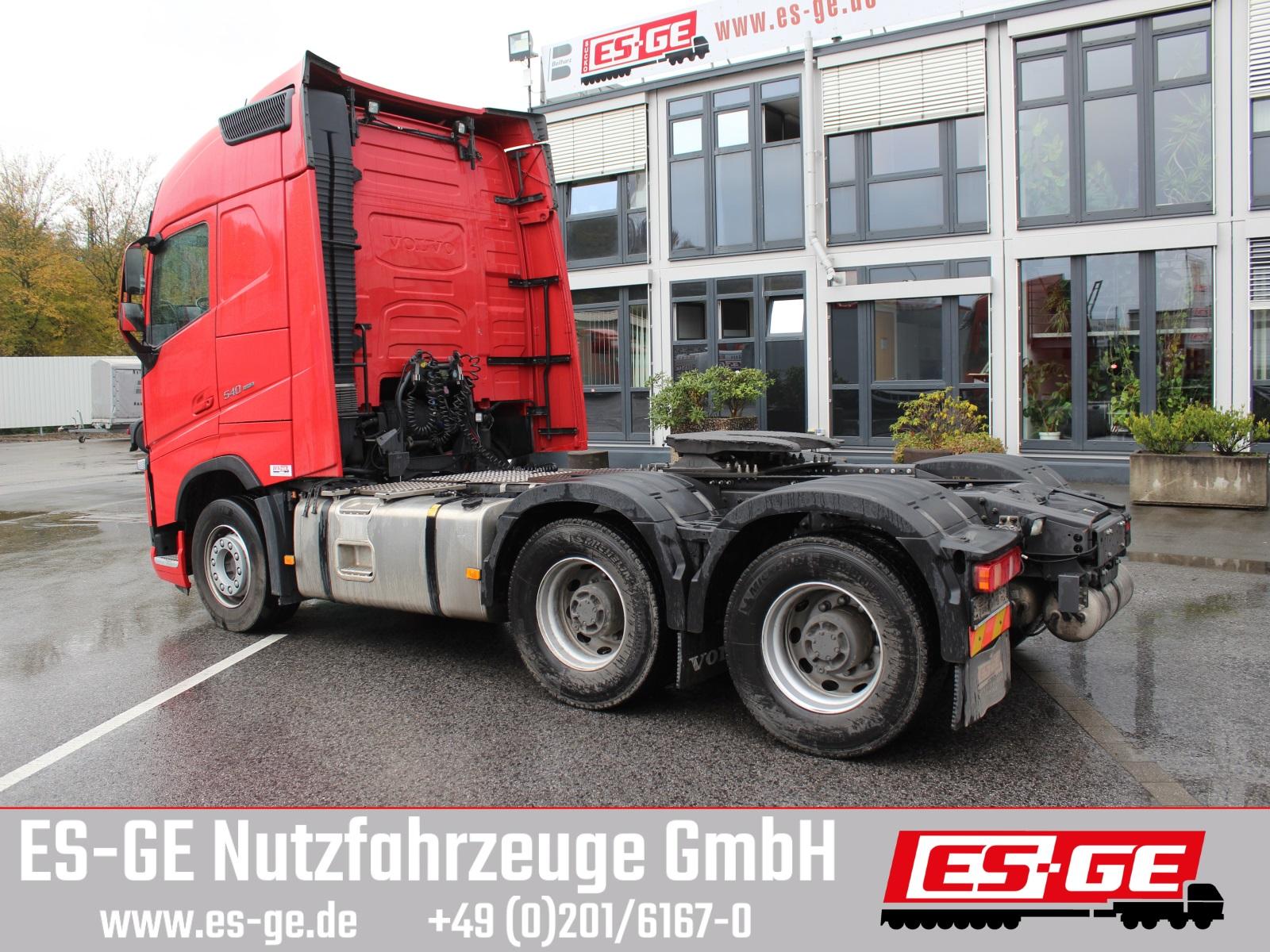 Volvo 3-Achs-SZM FH 540 6x4 CHH-STD