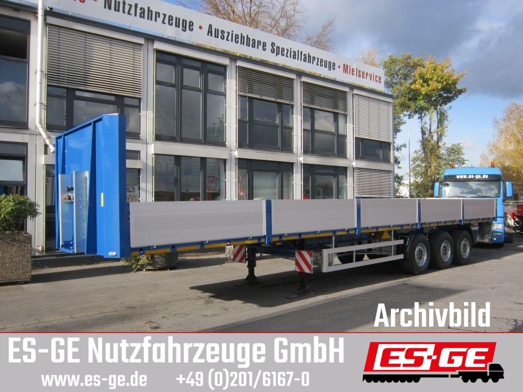 ES-GE 3-Achs Sattelauflieger