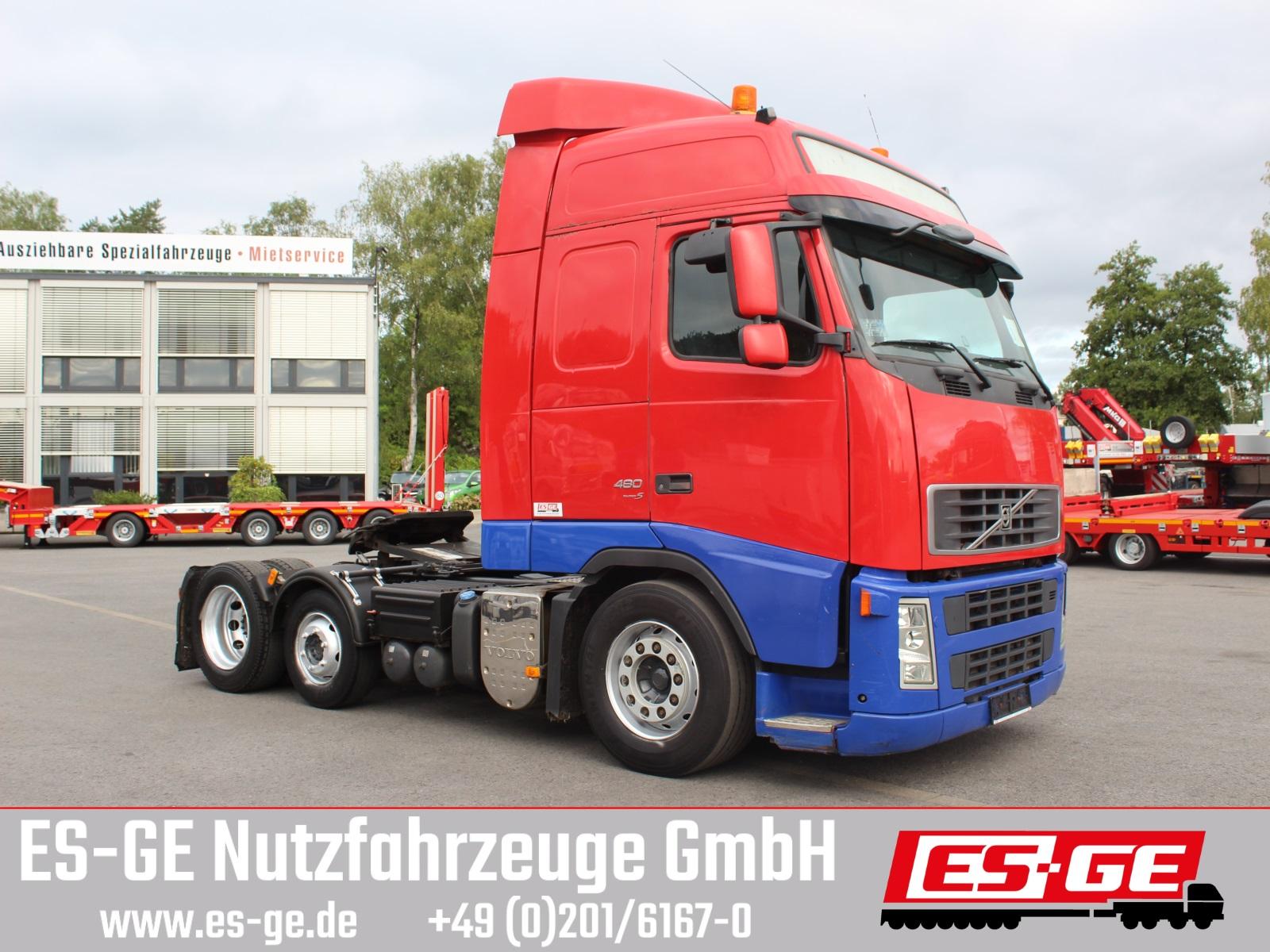 Volvo FH 480 6x2