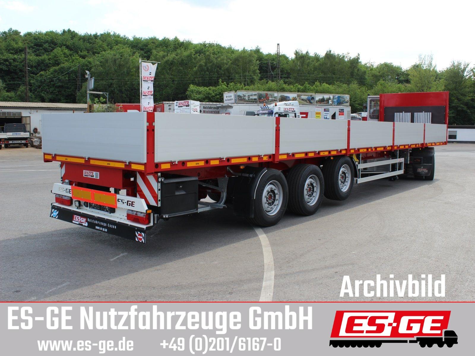 ES-GE ES-GE 3-Achs Sattelauflieger