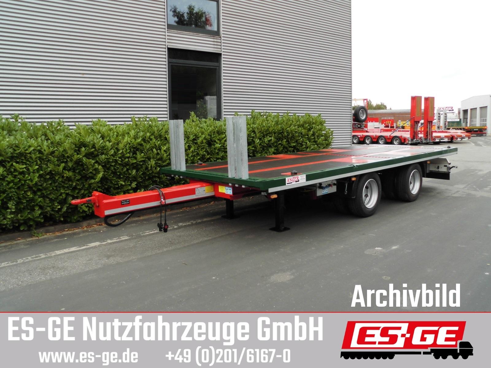 ES-GE ES-GE Tandemanhänger - Containerverriegelungen