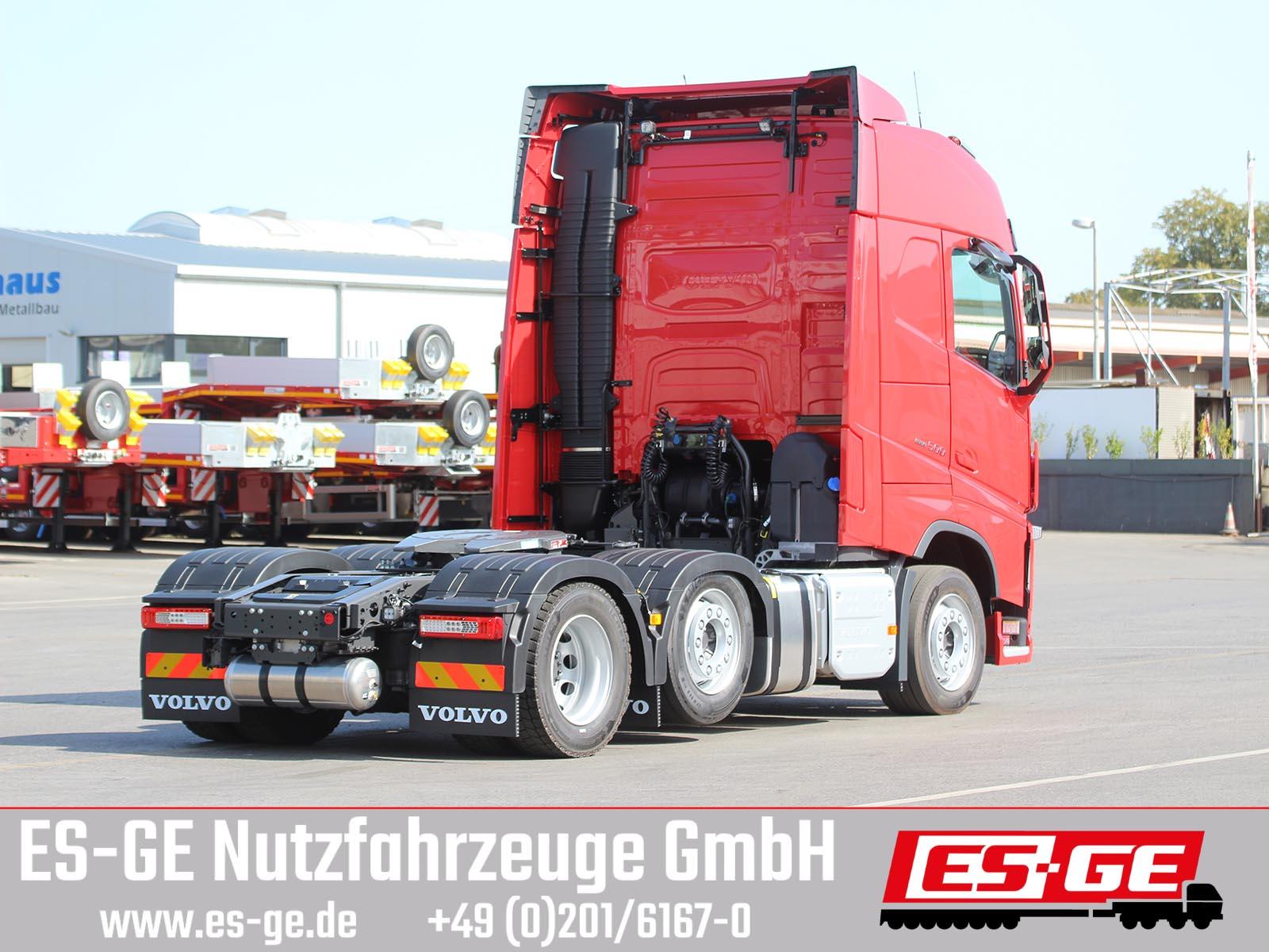 Volvo FH 500 6x2 SZM CHH-MED
