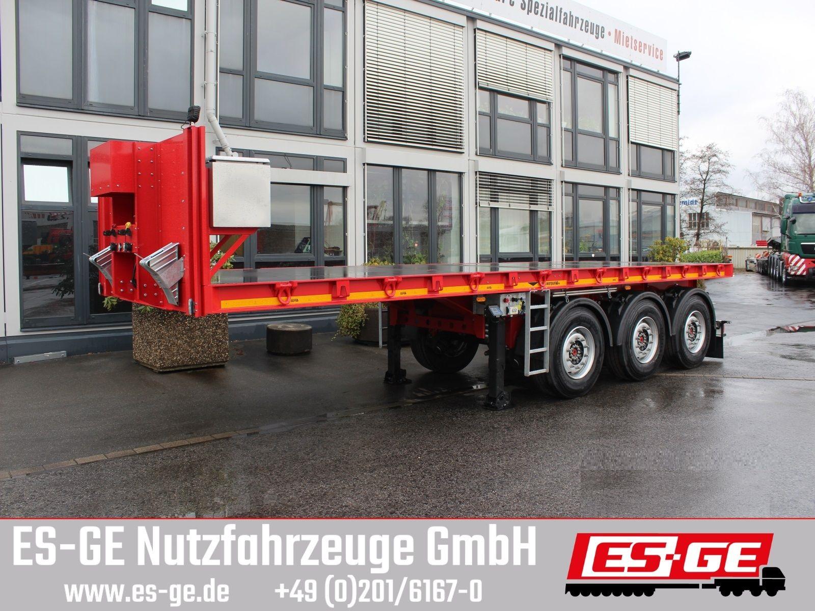 ES-GE 3-Achs-Ballastauflieger