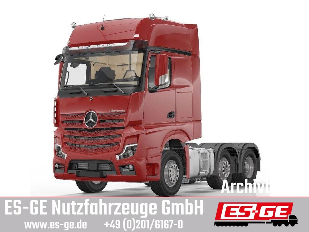 Mercedes-Benz Actros 5 L-FHS 2551 LS 6x2/4