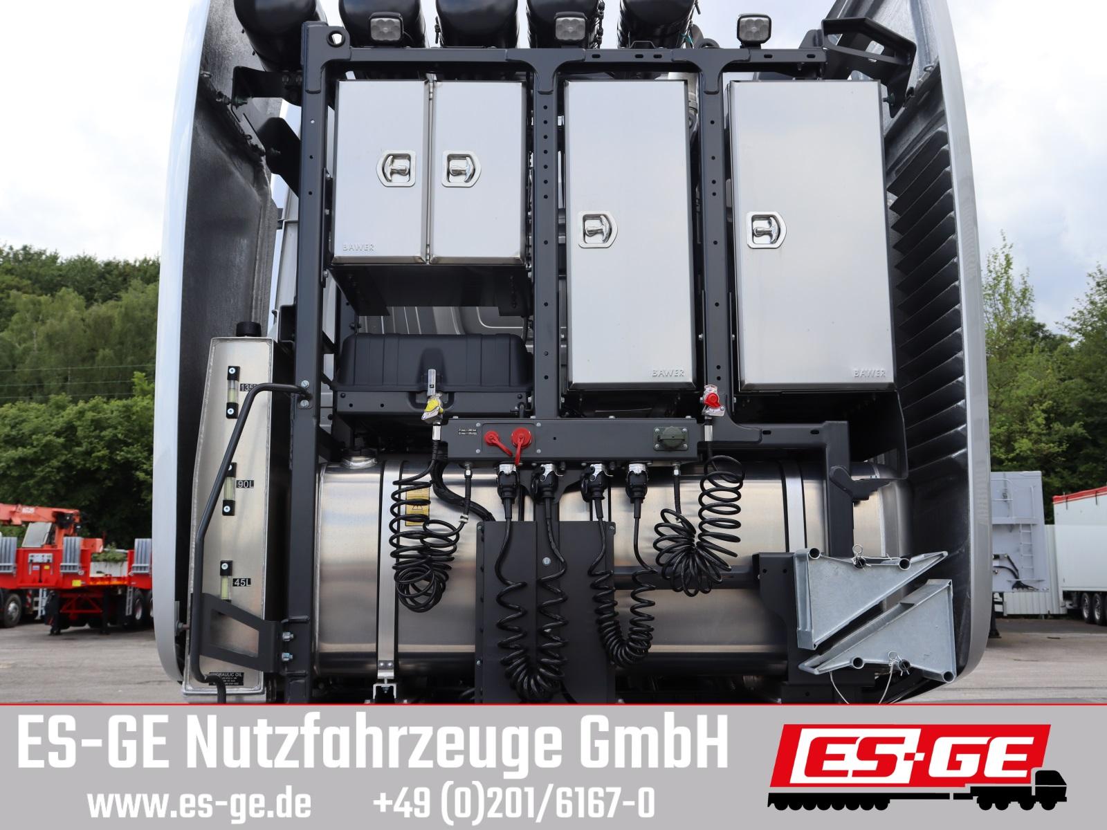 Mercedes-Benz MERCEDES-BENZ 8x4 Actros 5 L-FHS (180 t ZGG)