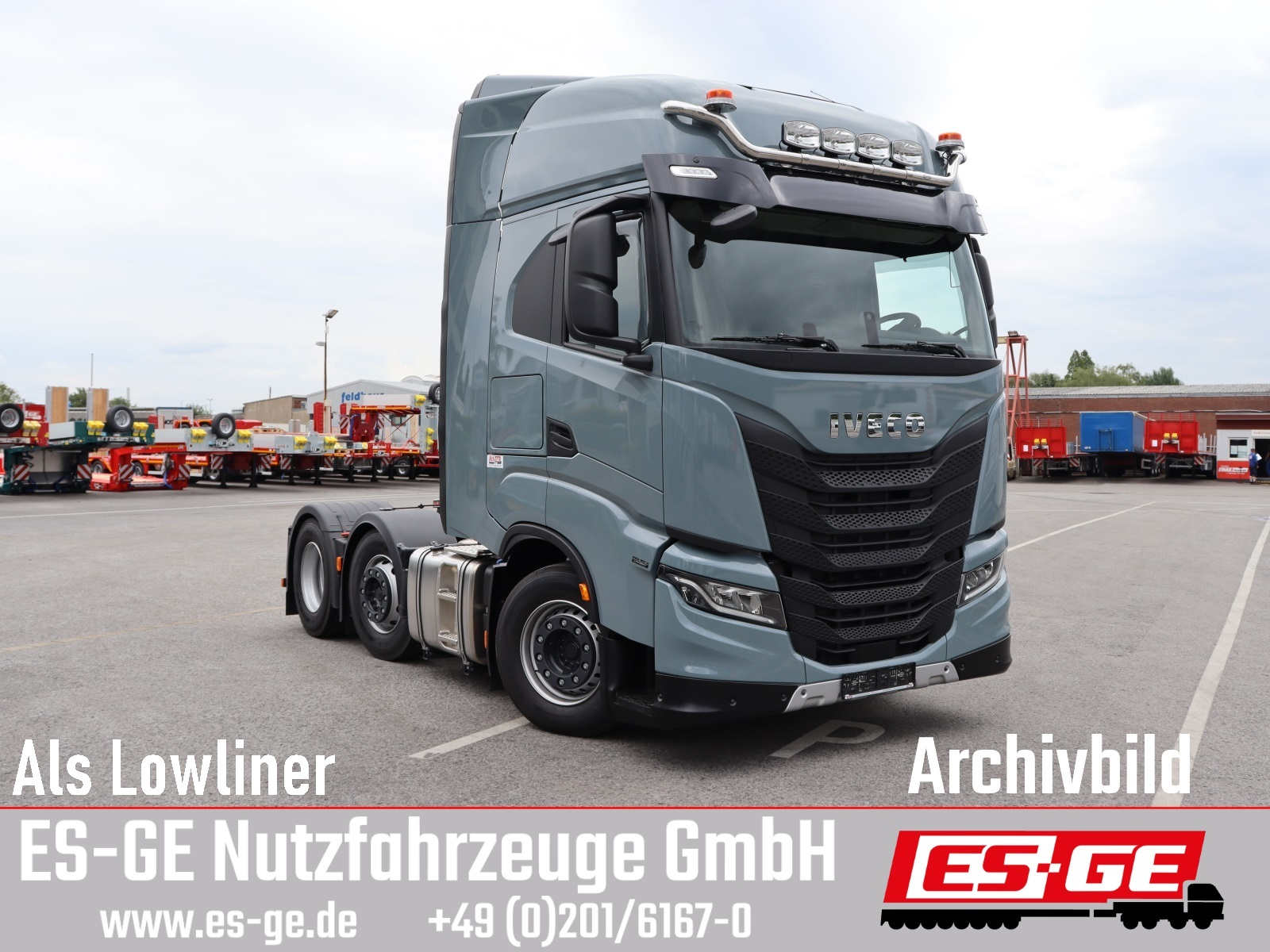 IVECO AS440S57TX/FP LT Lowliner