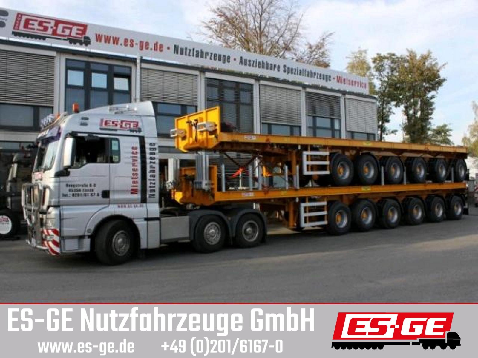 ES-GE 6-Achs-Ballastauflieger
